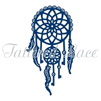 Tattered Lace - Dies - Delicate Dream Catcher