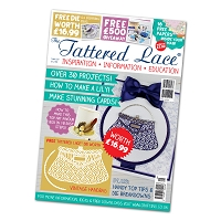Tattered Lace - Tutorial Magazine & Die Kit - Issue 29