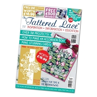 Tattered Lace - Tutorial Magazine & Die Kit - Issue 30