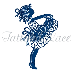 Tattered Lace - Dies - Little Girl
