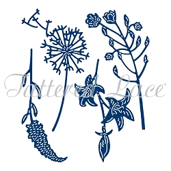 Tattered Lace - Dies - Woodside Flowers