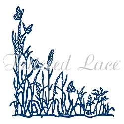 Tattered Lace - Dies - Barley and Butterflies