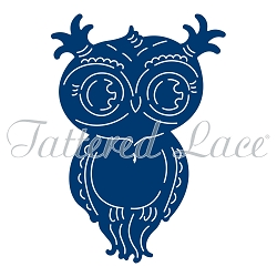 Tattered Lace - Dies - Owlbert