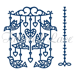 Tattered Lace - Dies - Little Birdie Mobile