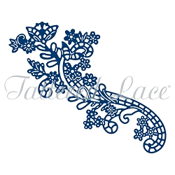 Tattered Lace - Dies - Floral Lattice Flourish