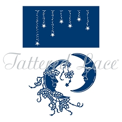 Tattered Lace - Dies - Moon