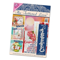 Tattered Lace - Tutorial Magazine & Die Kit - Issue 23