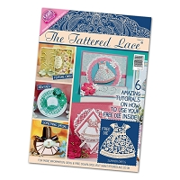 Tattered Lace - Tutorial Magazine & Die Kit - Issue 22