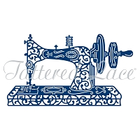 Tattered Lace - Dies - Essentials Sewing Machine