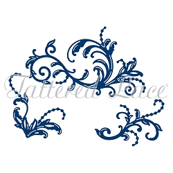 Tattered Lace - Dies - Elegant Flourishes