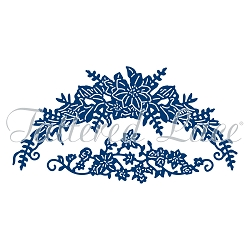Tattered Lace - Dies - Charisma Hanging Florals