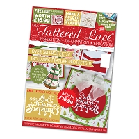 Tattered Lace - Tutorial Magazine & Die Kit - Christmas Special 2016 :)