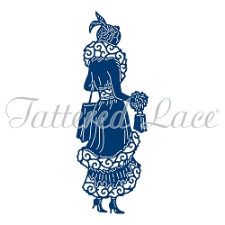 Tattered Lace - Dies - Art Deco Christmas Shopping