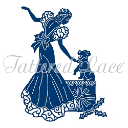 Tattered Lace - Dies - Art Deco Not Just For Christmas