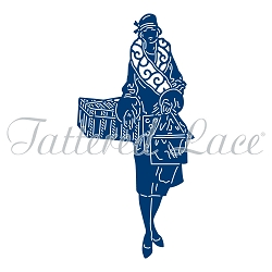 Tattered Lace - Dies - Art Deco Cold Winter Walk
