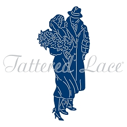 Tattered Lace - Dies - Art Deco Winter Romance