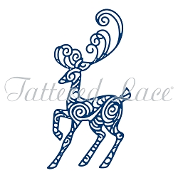 Tattered Lace - Dies - Majestic Stag :)