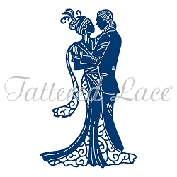 Tattered Lace - Dies - Art Deco Under The Mistletoe