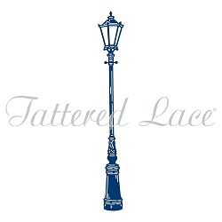 Tattered Lace - Dies - Art Deco Lamppost