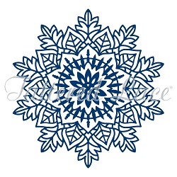 Tattered Lace - Dies - Snowflakes are One of a Kind