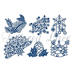 Tattered Lace - Dies - Christmas Doily Scraps