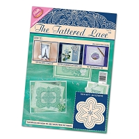 Tattered Lace - Tutorial Magazine & Die Kit - Issue 11