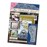 Tattered Lace - Tutorial Magazine & Die Kit - Issue 02