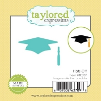 Taylored Expressions - Cutting Die - Little Bits Hats Off