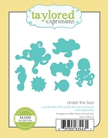 Taylored Expressions - Cutting Die - Under The Sea