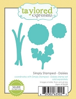 Taylored Expressions - Cutting Die - Simply Stated Daisies