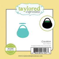 Taylored Expressions - Cutting Die - Little Bits Cauldron