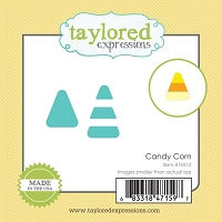 Taylored Expressions - Cutting Die - Little Bits Candy Corn