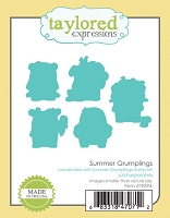 Taylored Expressions - Cutting Die - Summer Grumplings :)