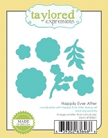 Taylored Expressions - Cutting Die - Happily Ever After Dies
