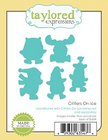 Taylored Expressions - Cutting Die - Critters On Ice