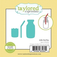 Taylored Expressions - Cutting Die - Milk Bottle