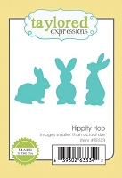 Taylored Expressions - Cutting Die - Hippity Hop