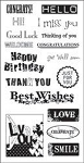 TPC Studio-Clear Stamp-Whimsy Greetings
