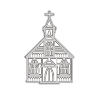 Tonic Studios - Cutting Die - Rococo Faith Ornate Church
