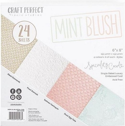 Tonic Studios - Mint Blush Specialty Card 6