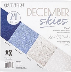 Tonic Studios - December Skies Specialty Card 6