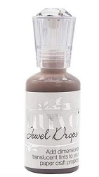 Tonic Studios - Nuvo Jewel Drops - Cocoa Blush