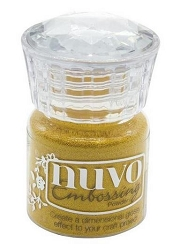 Tonic Studios - Nuvo Embossing Powder - Golden Sunflower