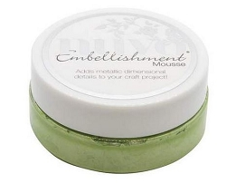 Tonic Studios - Nuvo Embellishment Mousse - Forest Green