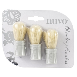 Tonic Studios - Nuvo Blending Brushes (3 pk)