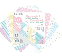 Tonic Studios - Sweet Sorbet patterned 6