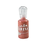 Tonic Studios - Nuvo Glitter Drops - Orange Soda