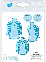 Tonic Studios - Rococo Cutting Die - Guardian Angel Christmas Trio