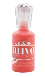 Tonic Studios - Nuvo Crystal Drops - Blushing Red