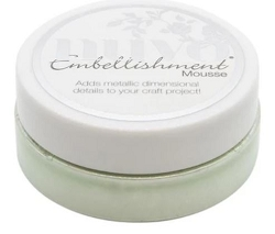 Tonic Studios - Nuvo Embellishment Mousse - Honeydew